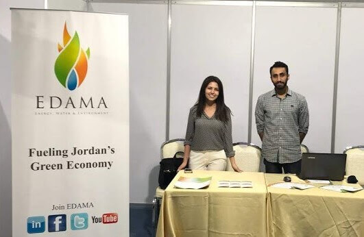 EDAMA takes part of Jordan Build 2018