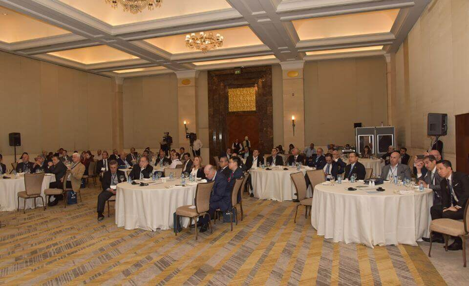 Executive Lunch: Foreign Direct Investments in Maximizing Jordan's Indigenous Energy Resources