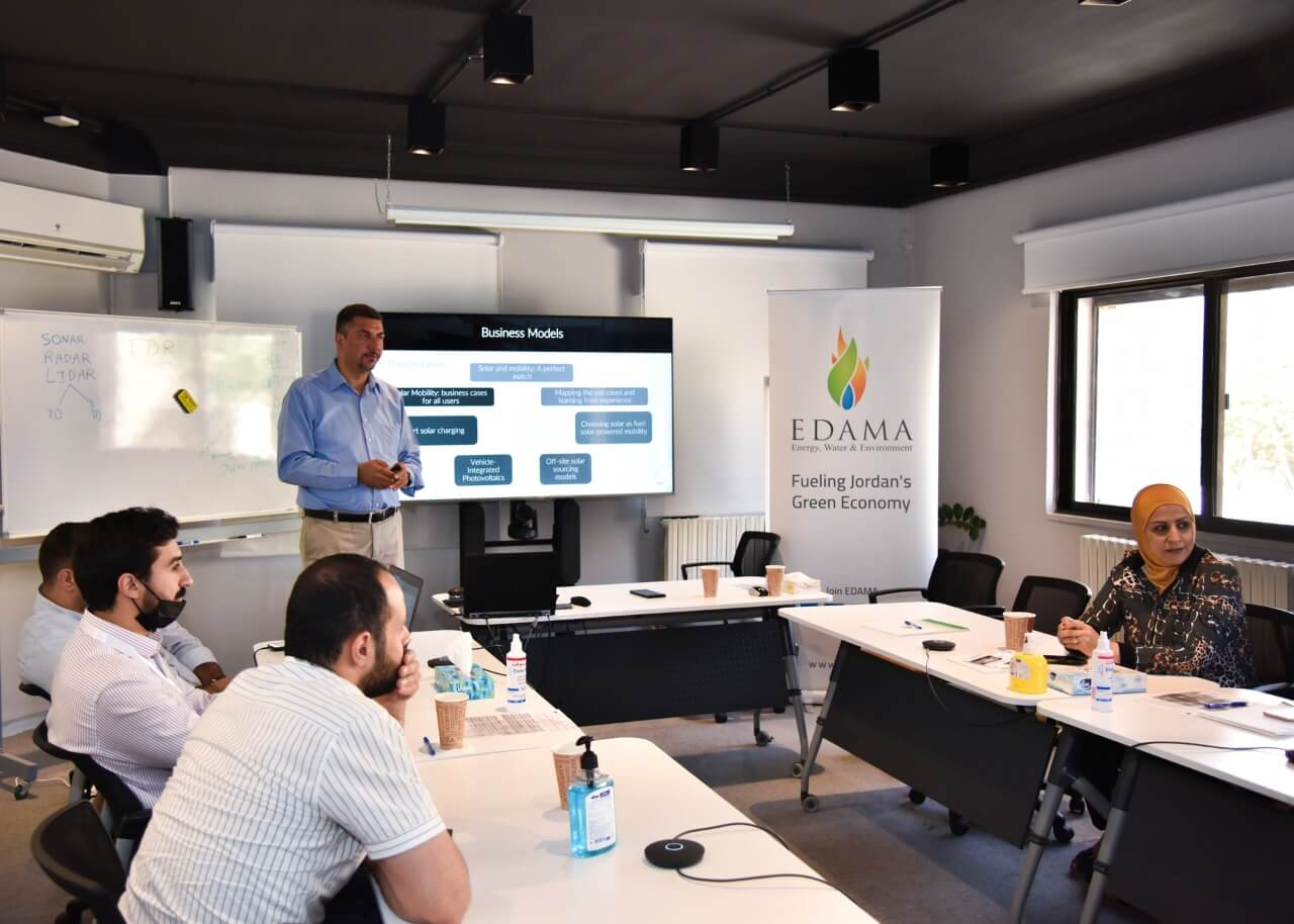 """Workshop and Training on """"Energy Storage Systems, Digitization, and Innovation in Energy Sector"""""""